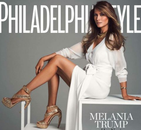 Melania Trump La Tr 232 S Sexy Premi 232 Re Dame Du Monde