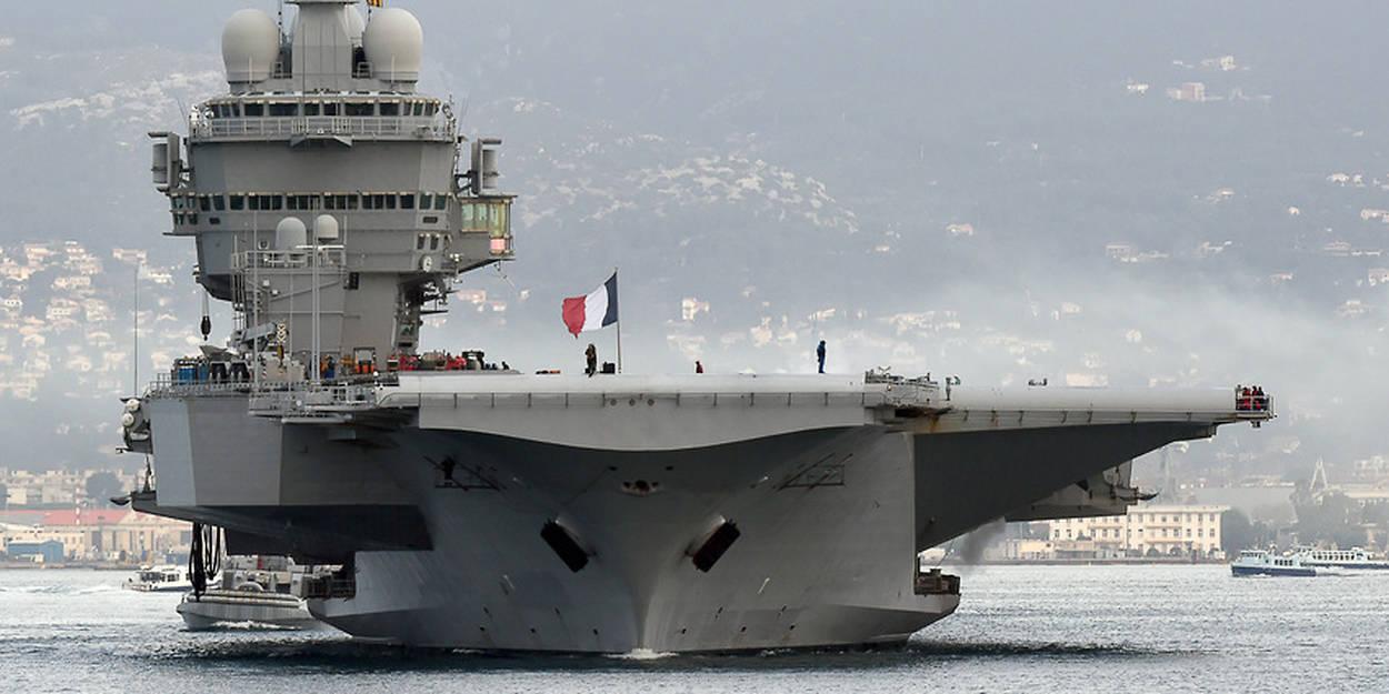 Les 25 plus grandes puissances militaires du monde egalite et r conciliation - Plus grand porte avion du monde ...