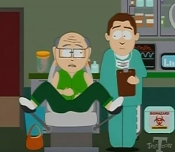 South Park : le nouveau vagin de Mr Garrison