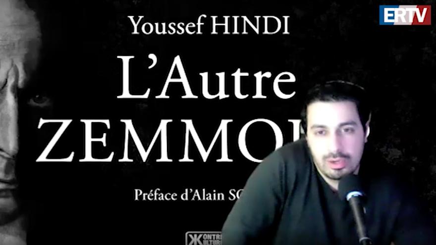 L'Autre Zemmour, les puissances d'argent et l'idéologie qui le portent – Conférence de Youssef Hindi