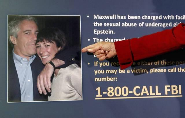 « Trafic sexuel d'une mineure de 14 ans » : nouvelles charges contre Ghislaine Maxwell