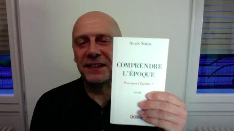 Comprendre l'époque – Conférence en ligne d'Alain Soral en direct !