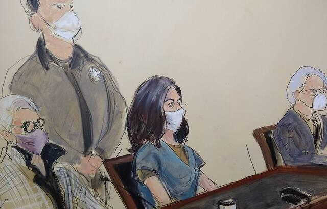 Affaire Epstein : le procès de Ghislaine Maxwell reporté à l'automne