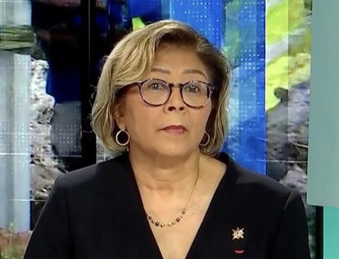 Mme Phinéra-Horth, sénateur de Guyane, déclare qu'elle ne se fera pas vacciner