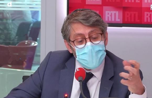 Mélenchon : le grand rabbin de France dénonce « des signaux envoyés vers une sphère complotiste »