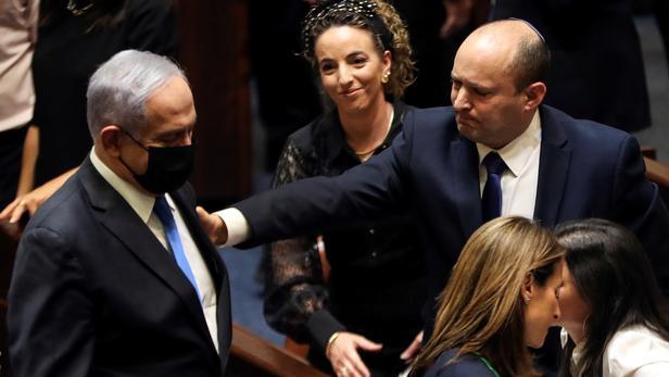 Israël : Naftali Bennett devient Premier ministre, Netanyahou écarté du pouvoir