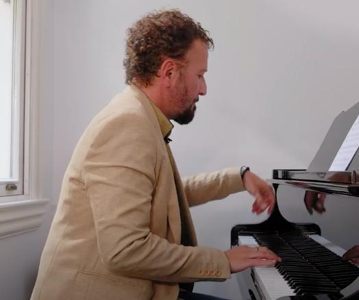 Stéphane Blet joue Jésus, que ma joie demeure de Jean-Sébastien Bach