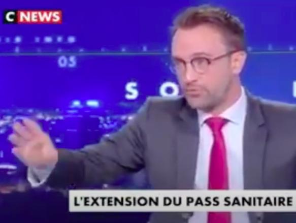 « Vous n'avez pas le droit de donner des chiffres qui ne sont pas vérifiés par CNews »