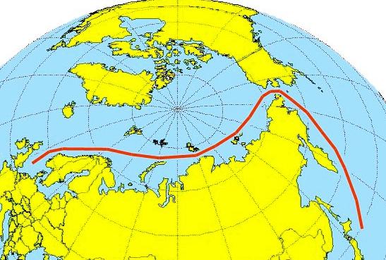 Xavier Moreau – La Russie, l'Arctique et la route maritime du nord