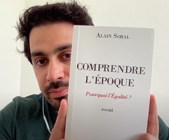 Youssef Hindi – Commentaires sur Comprendre l'Époque d'Alain Soral