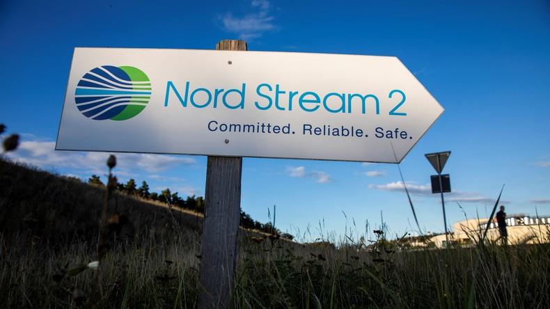 Malgré l'hostilité de Washington, le gazoduc russo-allemand Nord Stream 2 est « entièrement achevé »