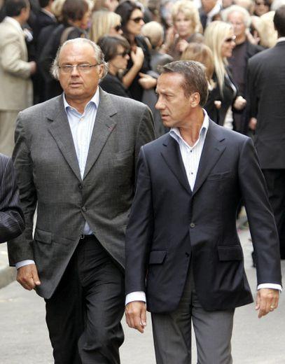 Gérard Louvin et son « mari » Daniel Moyne visés par une nouvelle enquête pour « viols sur mineurs »