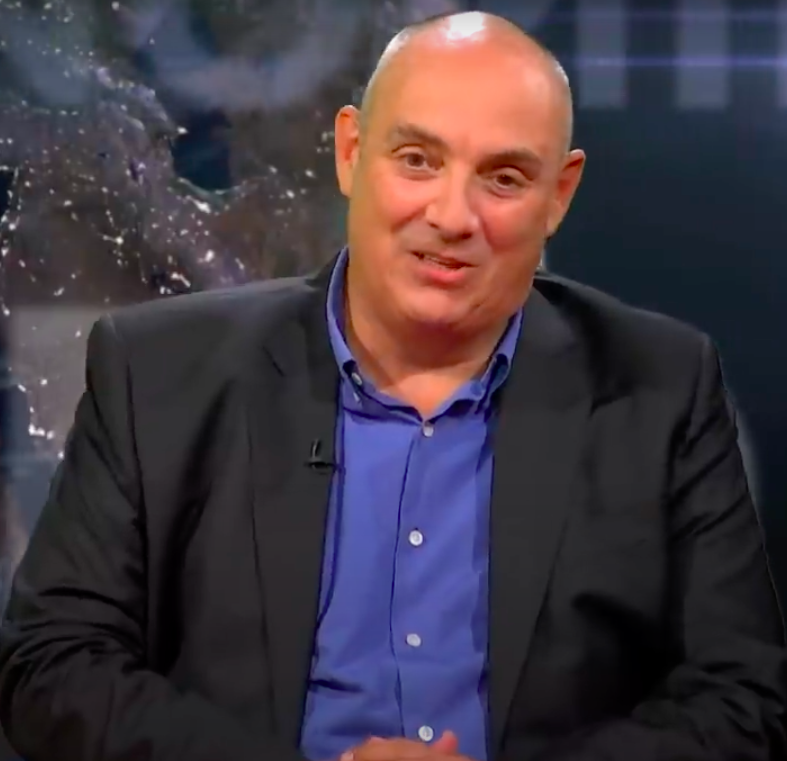Olivier Delamarche : « Pour l'élite politico-financière, le covid c'est le père Noël »
