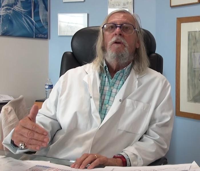 Professeur Didier Raoult – Un point sur l'épidémie de covid et les bénéfices de la vaccination