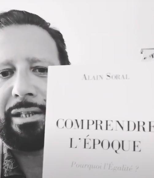 Stéphane Blet présente Comprendre l'Époque – Pourquoi l'égalité ?