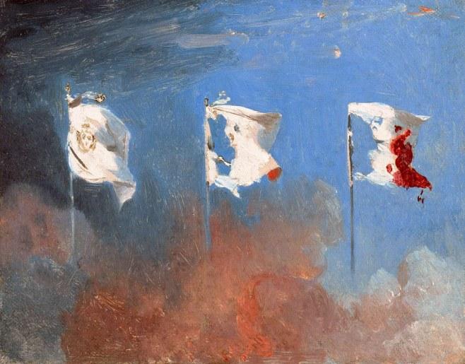Abbé Rioult – Le jour où le drapeau blanc eut pu sauver la France