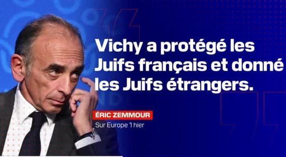 Vichy et la question juive