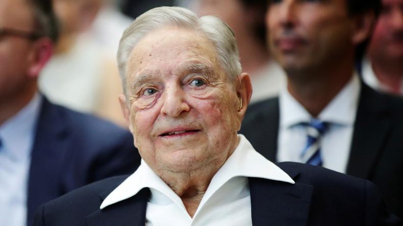 George Soros lance Good Information, un « incubateur » dont la mission est de promouvoir les « bonnes informations en ligne »