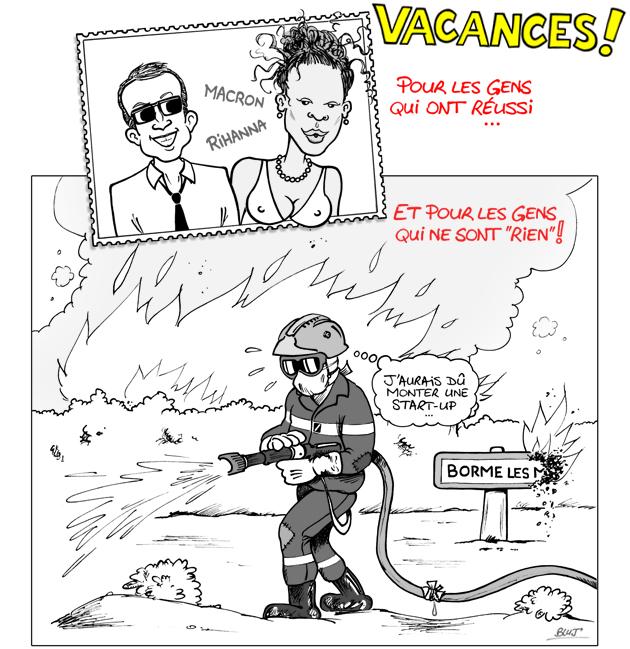 Les dessins de la semaine egalite et r conciliation - Dessin pompier humoristique ...