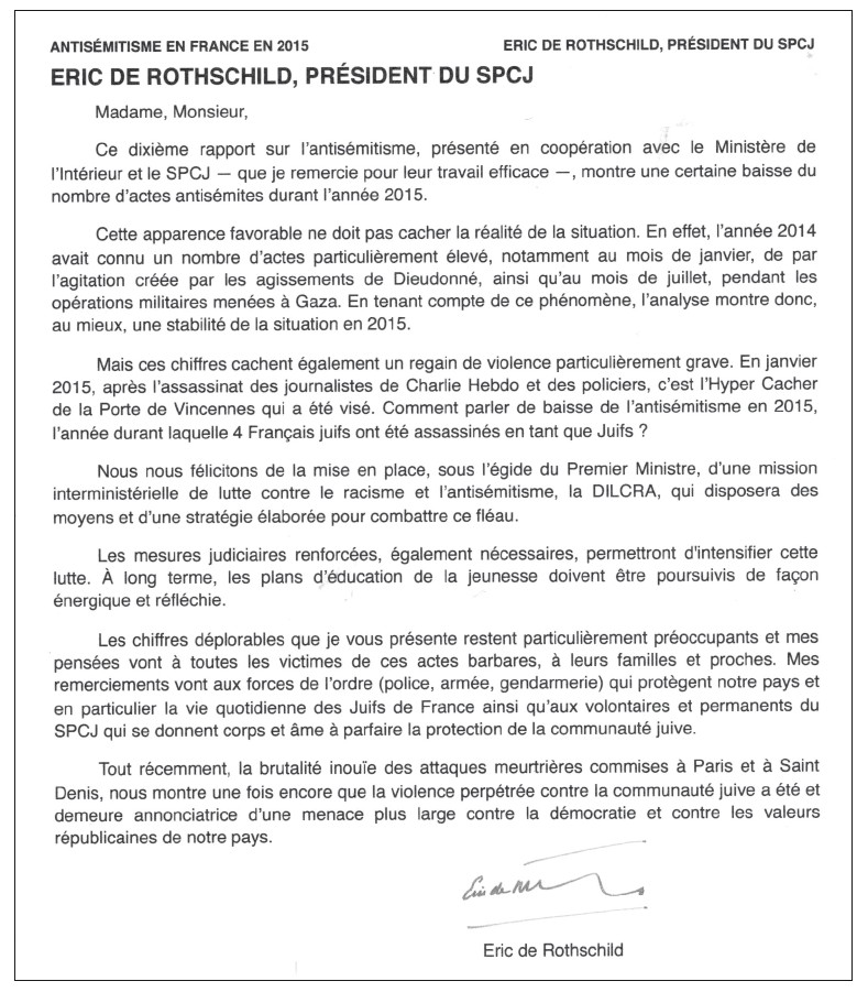 Qui Est Eric De Rothschild Egalite Et Reconciliation