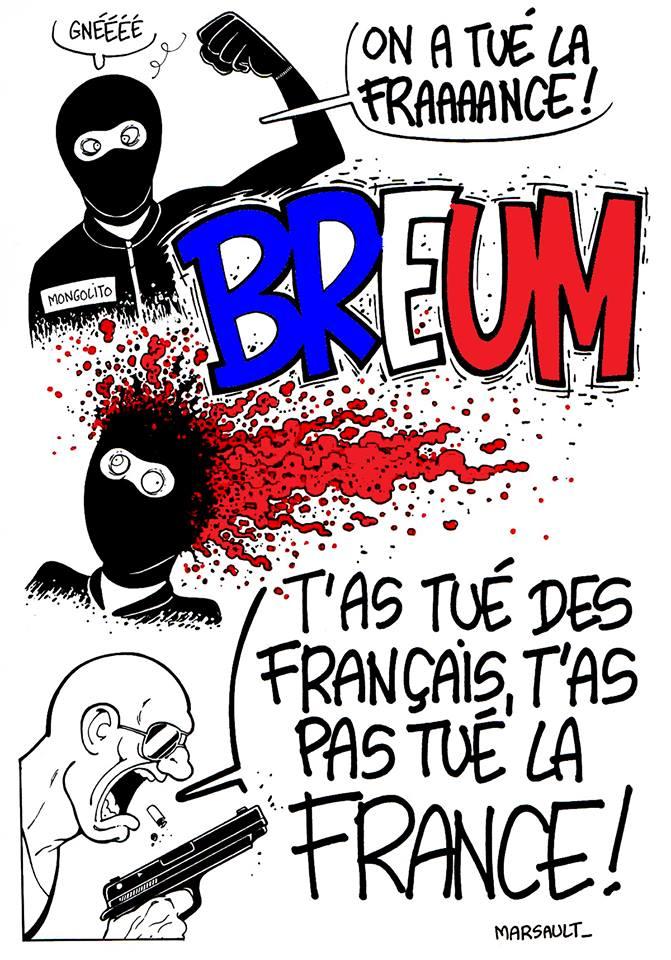 libert d 39 expression caricatures sur les attentats de paris france forum fr. Black Bedroom Furniture Sets. Home Design Ideas