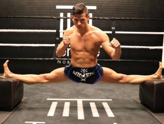 top fashion entire collection best deals on MMA : le poids coq français Tom Duquesnoy fait une entrée ...