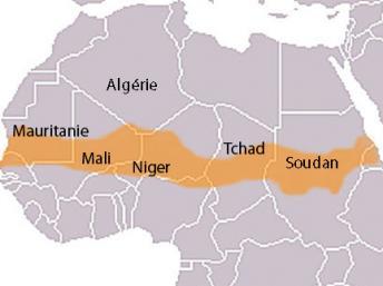 Geostratégie, Sahel