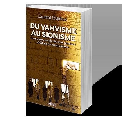 Le judaïsme : religion ou identité nationale ? – Entretien avec Laurent Guyénot