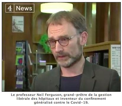 Covid-19 : Neil Ferguson, le Lyssenko libéral