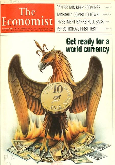 Mondialisme : « La Bête de l'événement est là et elle arrive »