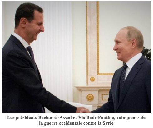 Vers la paix en Syrie et au Liban