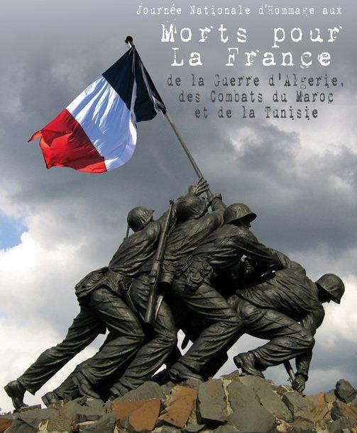 Journ e nationale d 39 hommage aux morts de la guerre d - L office national des anciens combattants et victimes de guerre ...
