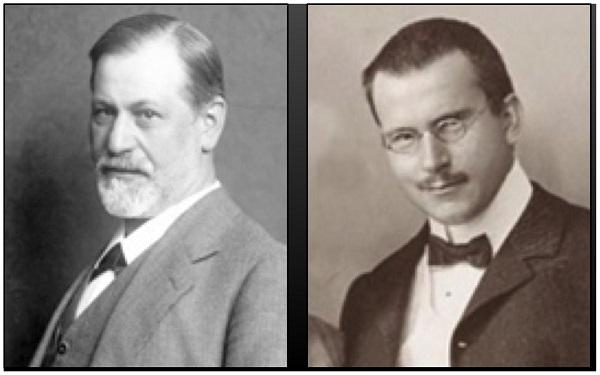 """Résultat de recherche d'images pour """"Jung et Sigmund Freud"""""""