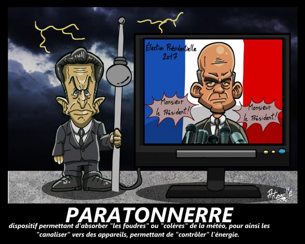 Washington accuse Paris d'être responsable du chaos lib