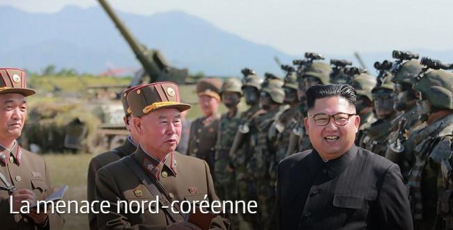 Le Dessous Des Cartes Coree Du Nord