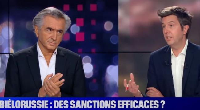 BHL donne ses consignes à Macron : « La Russie de Poutine n'est pas un pays ami »