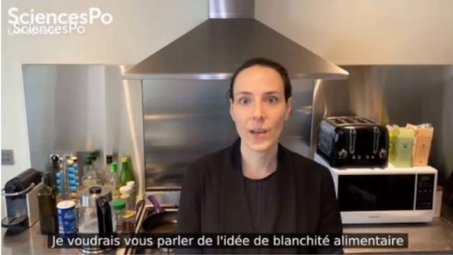« Blancheur de la nourriture française » : Sciences Po toujours plus loin dans la dérive racialiste