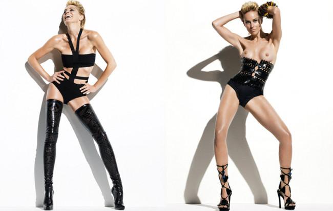PHOTOS Sharon Stone pose nue pour le magazine