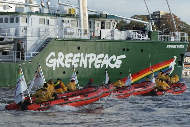 L'écologie comme arme du mondialisme