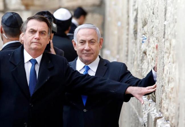 Bolsonaro est-il vraiment l'ami des juifs ?