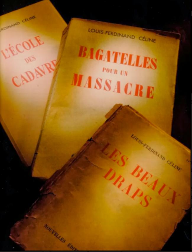 06560aab552 Réédition des pamphlets antisémites de Céline   la DILCRAH dicte sa ...