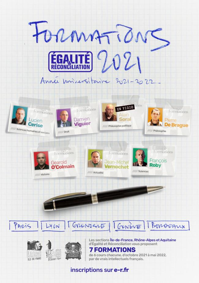 Les prochaines étapes de la dictature : entretien avec Lucien Cerise